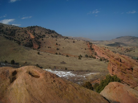 Such a wide variety of landscapes here in Colorado.